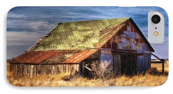 Texas Barn 1 Phone Case by DS Dodd