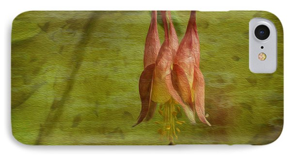 Textures Of Nature 2 Phone Case by Jack Zulli
