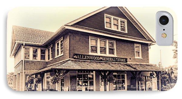 The Allenwood General Store Phone Case by Olivier Le Queinec