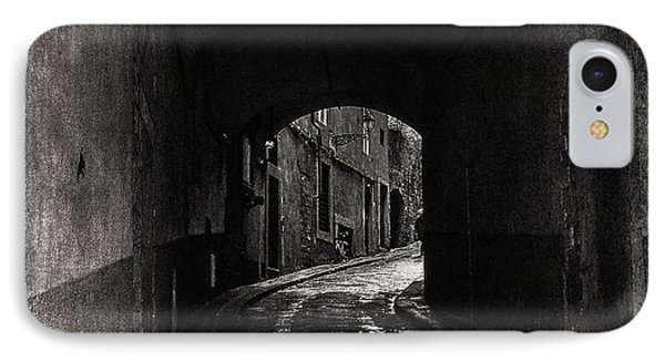 The Alley  IPhone Case by Steven  Taylor