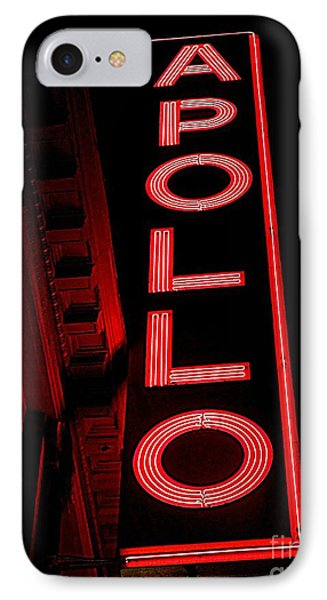 The Apollo IPhone 7 Case by Ed Weidman