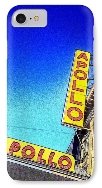 The Apollo IPhone 7 Case by Gilda Parente