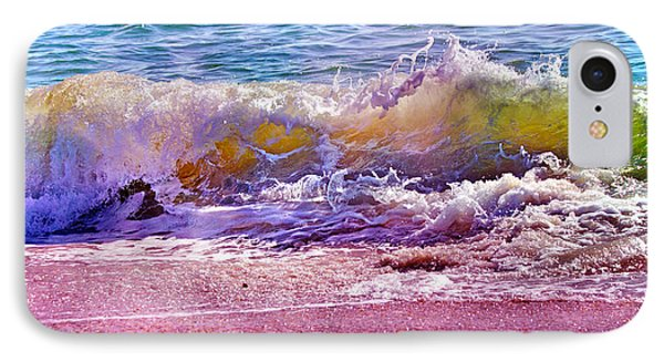The Art Of Waving IPhone Case by Betsy Knapp