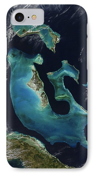 The Bahamas IPhone Case by Adam Romanowicz