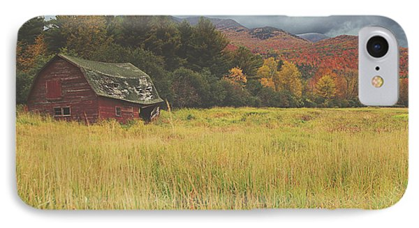 The Barn IPhone Case by Carrie Ann Grippo-Pike