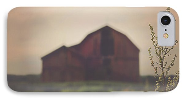 The Barn Daylight Version IPhone Case by Carrie Ann Grippo-Pike