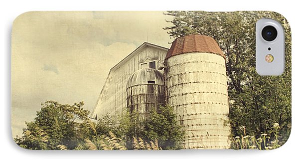 The Barn IPhone Case by Jillian Audrey Photography