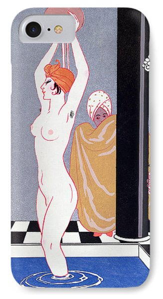 The Basin IPhone Case by Georges Barbier