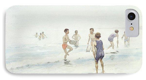 The Bathers IPhone Case by Edward van Goethem