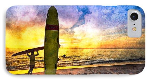 The Beach Boys Phone Case by Debra and Dave Vanderlaan