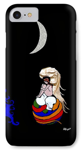 The Beginning And The End IPhone Case by Stephanie Grant