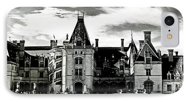 The Biltmore Estate 2 Phone Case by Luther   Fine Art