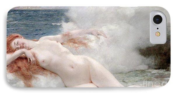 The Birth Of Venus Phone Case by Henri Gervex