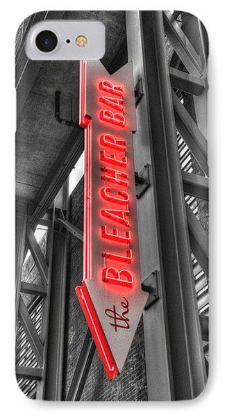 The Bleacher Bar IPhone Case by Joann Vitali