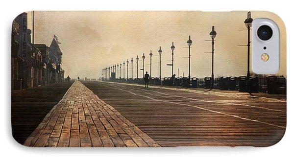The Boardwalk IPhone Case by Lori Deiter