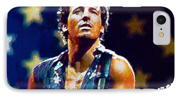 The Boss IPhone 7 Case by John Travisano