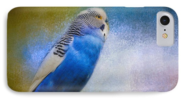 The Budgie Collection - Budgie 2 IPhone Case by Jai Johnson