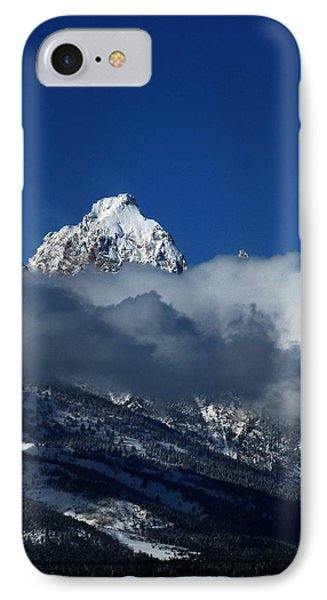 The Clearing Storm Phone Case by Raymond Salani III