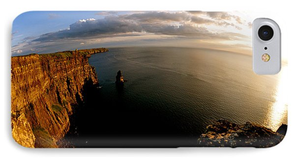 The Cliffs IPhone Case by Keith Harkin