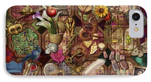 The Collection Phone Case by Ciro Marchetti