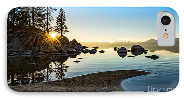 The Cove At Sand Harbor IPhone Case by Jamie Pham