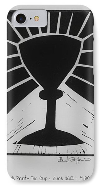 The Cup IPhone Case by Barbara St Jean