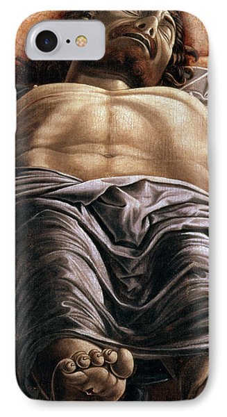 The Dead Christ Phone Case by Andrea Mantegna