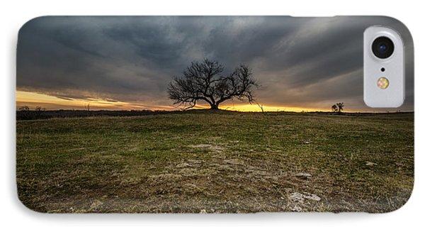 The Eminija Mounds IPhone Case by Aaron J Groen