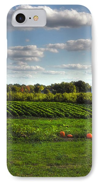 The Farm Phone Case by Joann Vitali