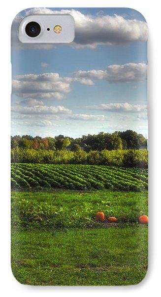 The Farm IPhone Case by Joann Vitali