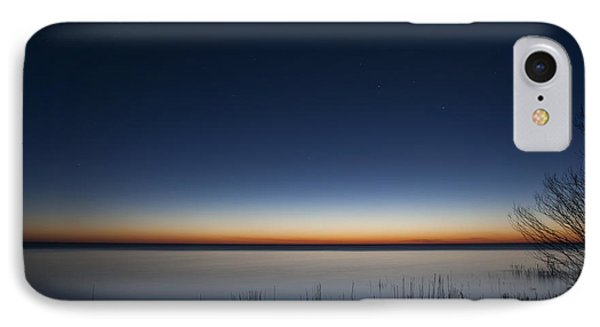 The First Light Of Dawn IPhone Case by Scott Norris