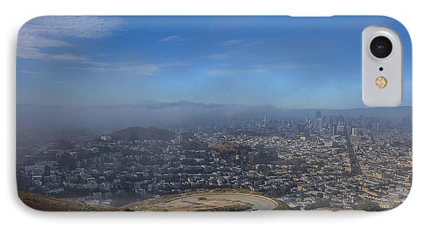 The Fog Is Rolling In IPhone Case by Laurie Search