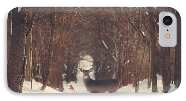 The Forest Of Snow White IPhone 7 Case by Carrie Ann Grippo-Pike