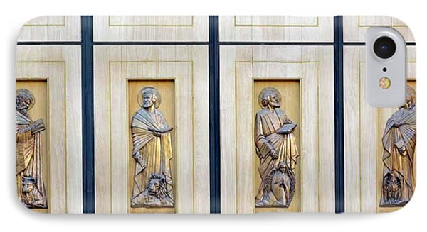 The Four Evangelists IPhone Case by Ken Welsh