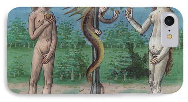The Garden Of Eden IPhone Case by British Library