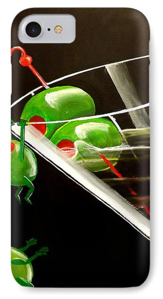 The Great Escape IPhone Case by Darren Robinson