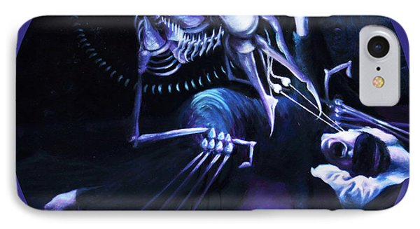 The Hallucinator IPhone Case by Shelley  Irish