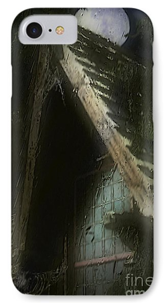 The Haunted Gable Phone Case by RC DeWinter