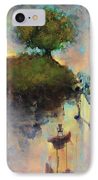 The Hiding Place IPhone Case by Joshua Smith