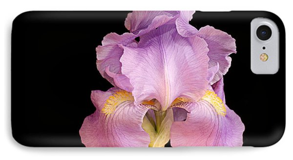 The Iris In All Her Glory IPhone Case by Andee Design