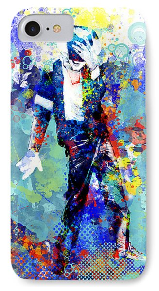 The King IPhone Case by Bekim Art