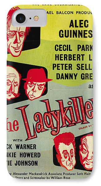 The Ladykillers - 1955 IPhone Case by Georgia Fowler