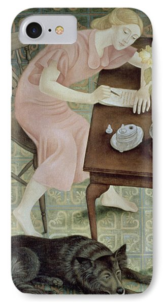 The Letter, 1993 IPhone Case by Patricia O'Brien