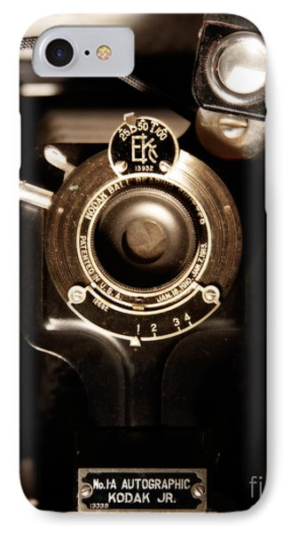 The Locomotive  Phone Case by Steven  Digman