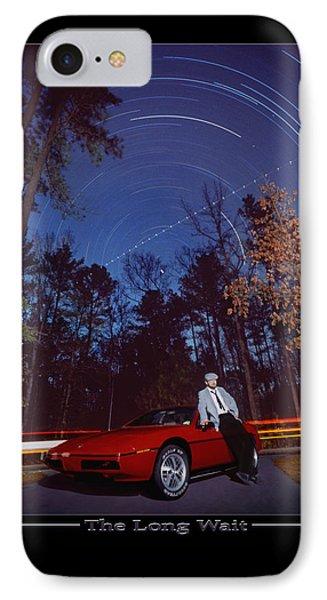 The Long Wait Phone Case by Mike McGlothlen
