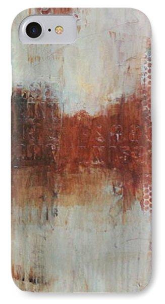 The Lost Panel #2 Phone Case by Lauren Petit