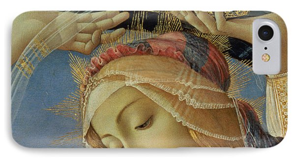 The Madonna Of The Magnificat IPhone Case by Sandro Botticelli