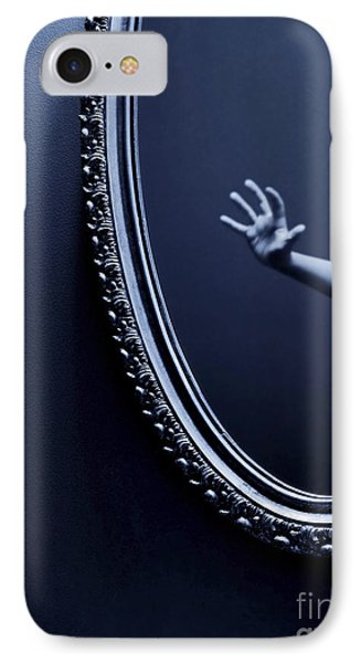 The Mirror Phone Case by Diane Diederich