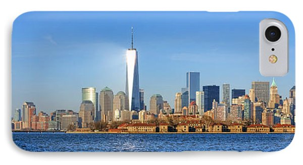 The New Manhattan IPhone Case by Olivier Le Queinec
