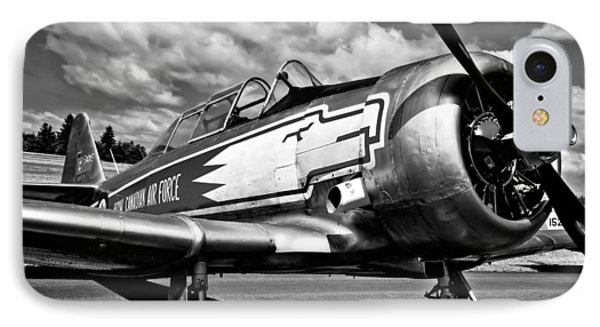 The North American T-6 Texan Phone Case by David Patterson